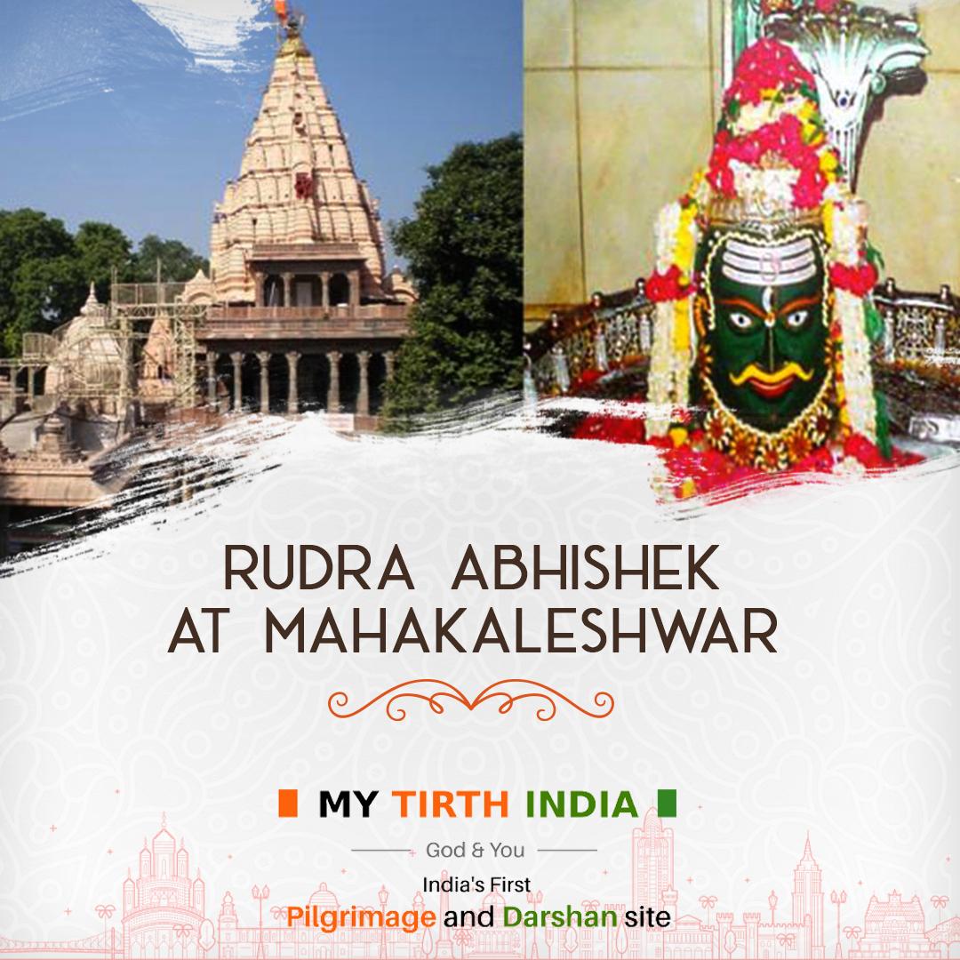 Experience The Divine Feelings Of Rudrabhishek At Mahakaleshwar