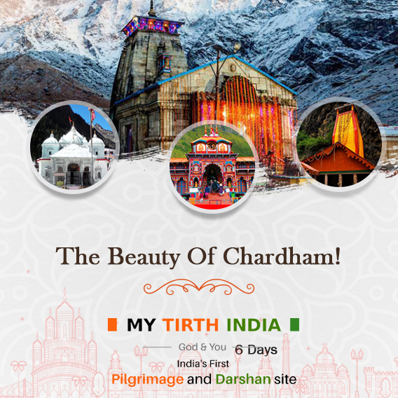 Experience The Mesmerizing Trip Of Chardham By Chopper