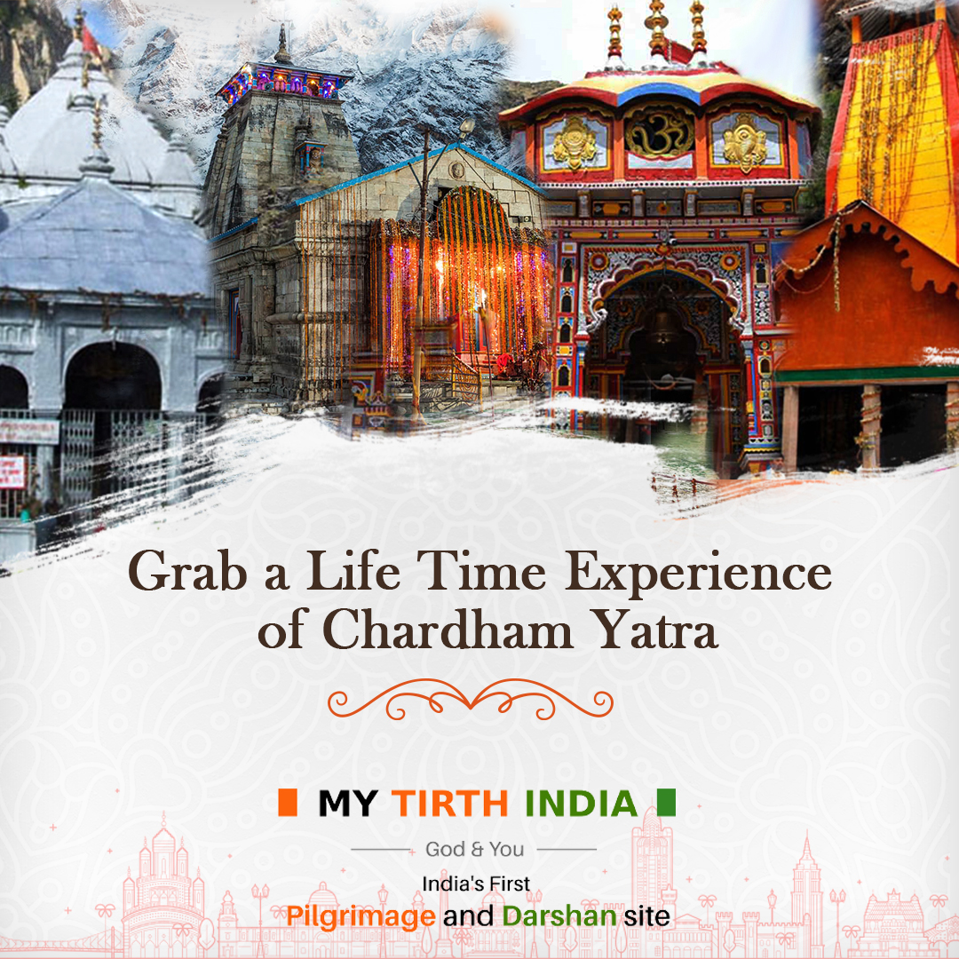 Visit the Chota Chardham Via Helicopter and Experience Serenity Of A Lifetime