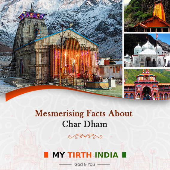 Enthralling Gospels About Chota Char Dham- The Serene Land!