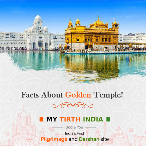 Some Lesser Known Facts About The Golden Temple At Amritsar