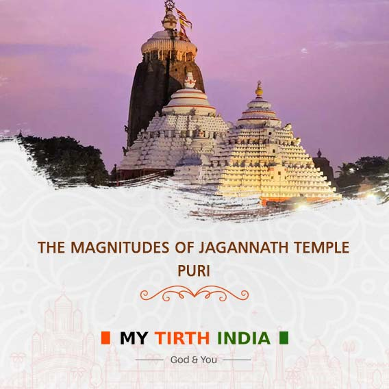The Importance of Jagannath Temple in Puri, Odisha