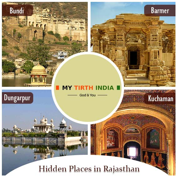 Places in Rajasthan That Are Unknown To The Tourism Community