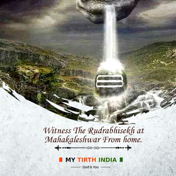 Rudrabhishek From The Comfort Of Your Home- Experience of a Lifetime
