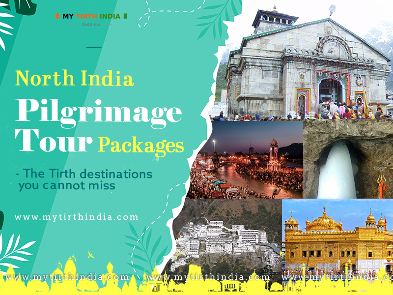 North India Pilgrimage Tour Packages – The Tirth destinations you cannot miss