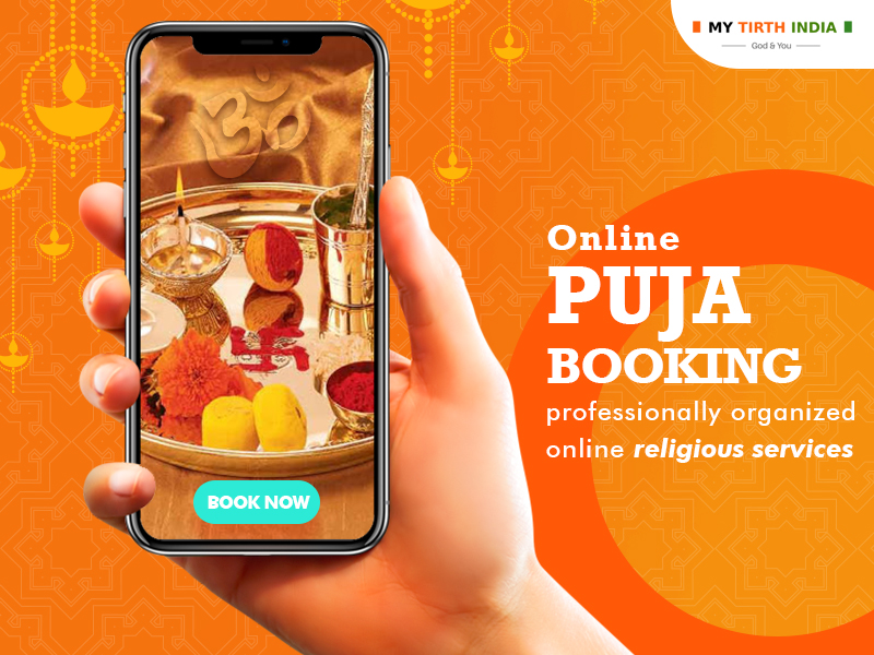 Online Puja Booking – professionally organized online religious services