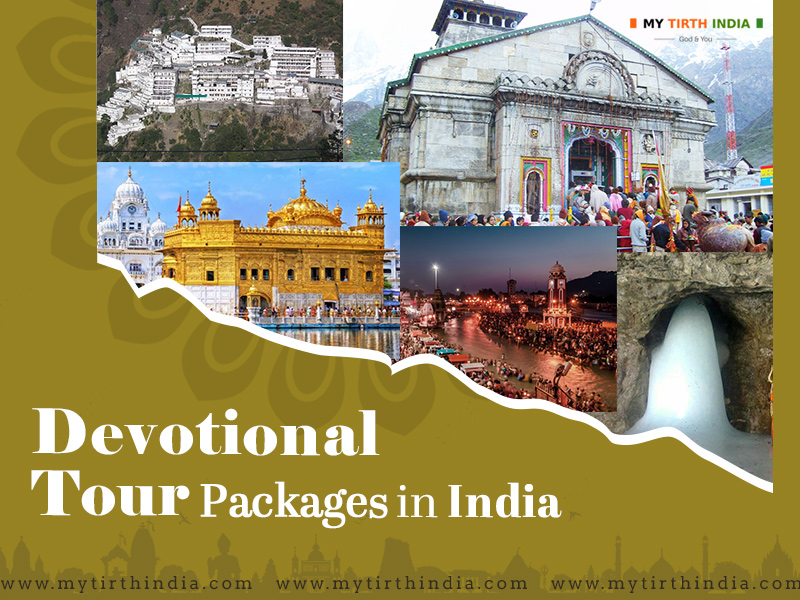 Devotional tour packages in India – Seamless arrangement guaranteed