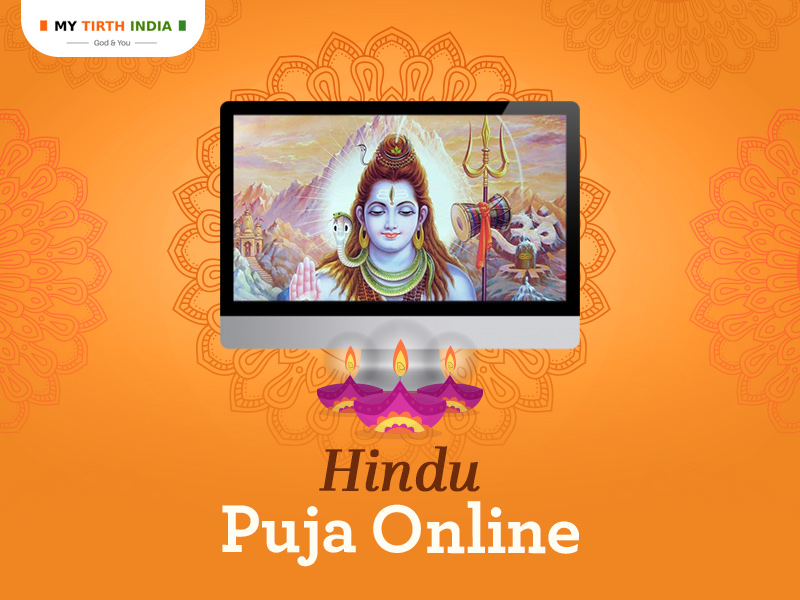 Hindu Puja Online – Online puja services by My Tirth India