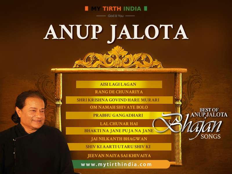 Anup Jalota bhajan songs – a checklist of the best bhajan songs