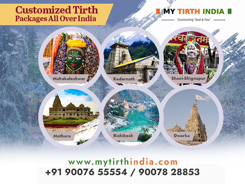 Customized Tirth Packages from My Tirth India – Best Pilgrimage Tours