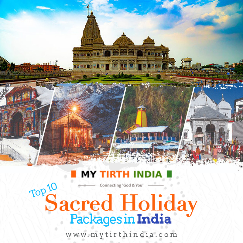 The Top Sacred Holiday Packages in India – Best Pilgrimage tours