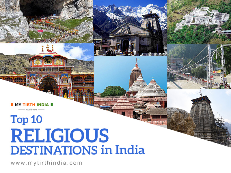 Top 10 religious destinations in India – The family tour packages for you