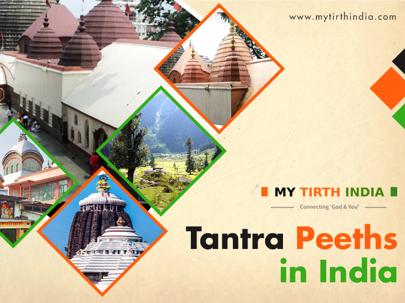 Must-Visit Tantra Peeths in India – The Divine Locations of Cosmic Power