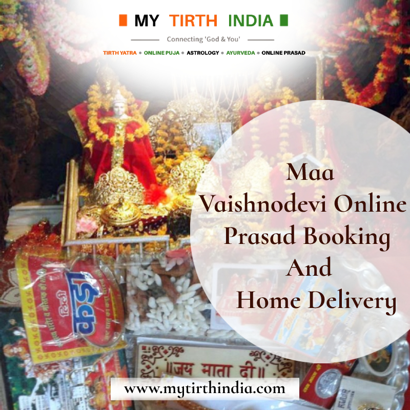 Vaishno Devi Online Prasad Booking And Home Delivery